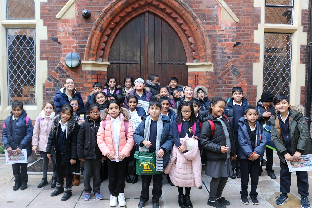 Canon Barnett Primary School at Toynbee Hall