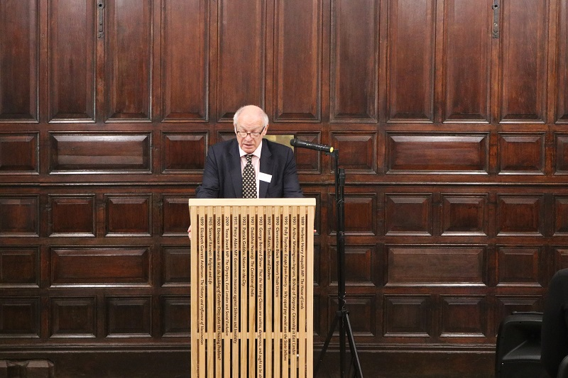 Lord Neuberger -FLAC 120 event
