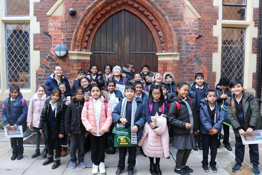 Canon Barnett Primary School at Toynbee Hall