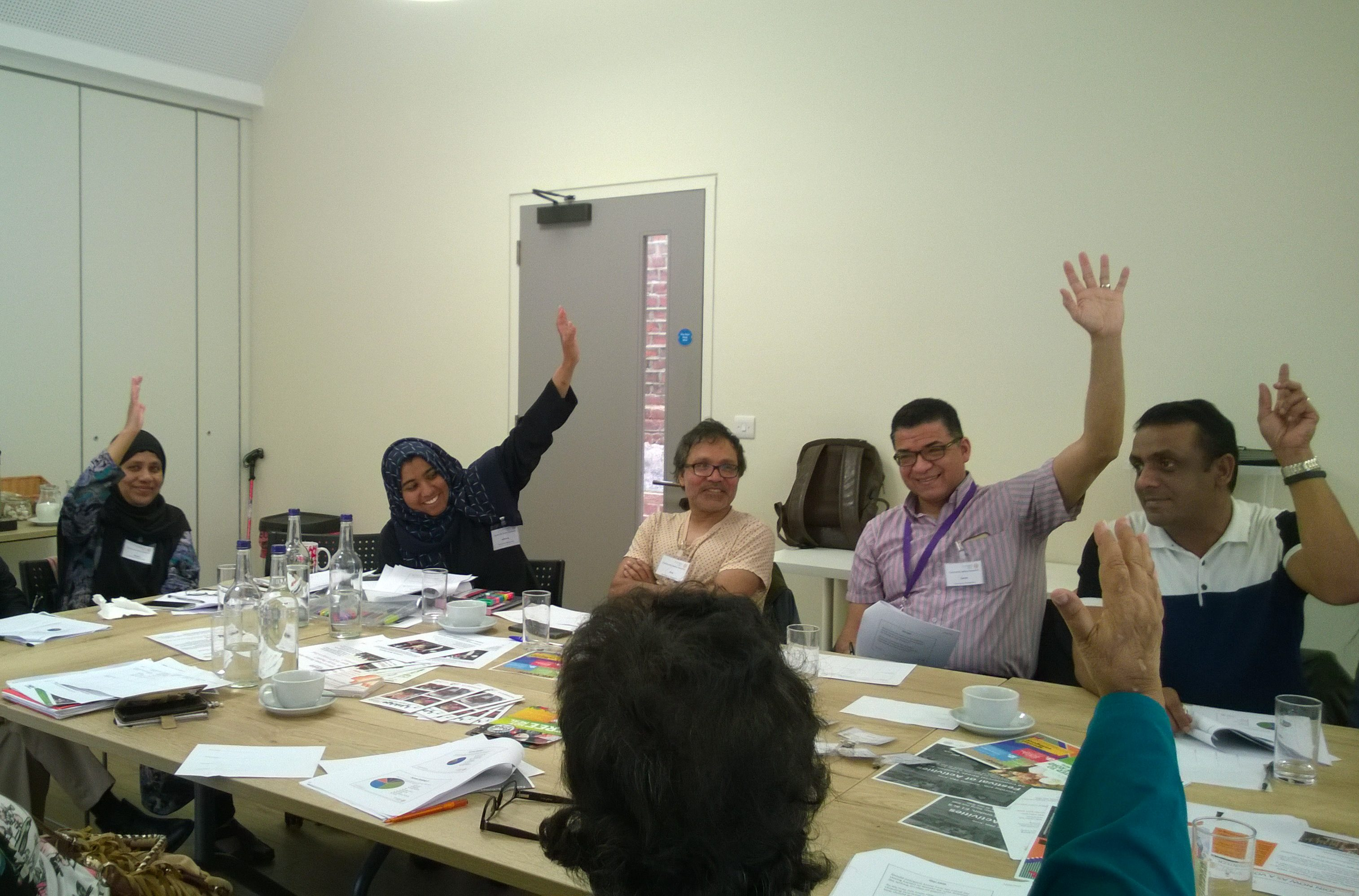 Community Research group decide to focus project on tackling anti-social behaviour