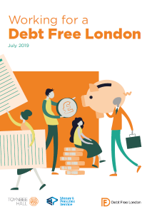 Working for a Debt Free London - Impact Report 2018-2019