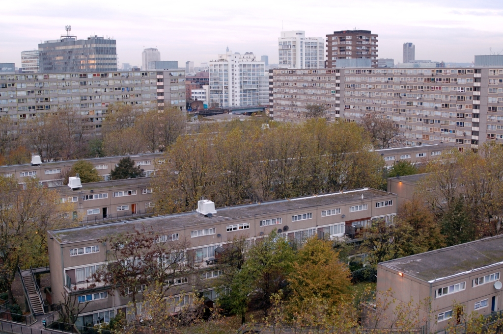 London Challenge Poverty Housing and Health