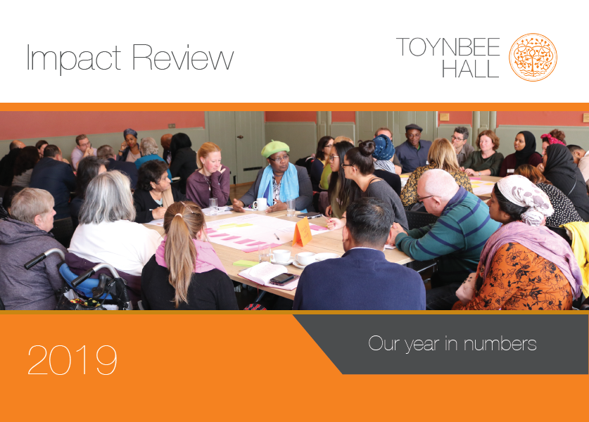 2019 Impact Review - Our year in numbers