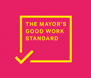 The Good Work Standard Logo