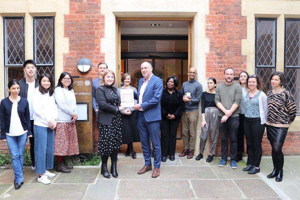 Toynbee Hall awarded the Good Work Standard