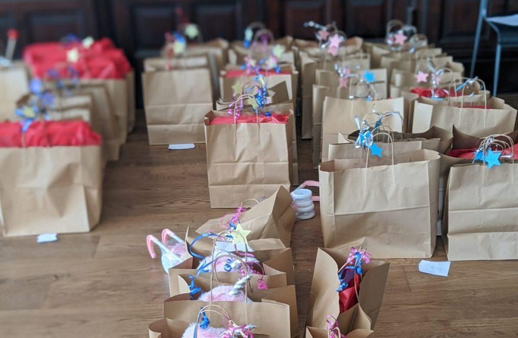 Eid gift donations