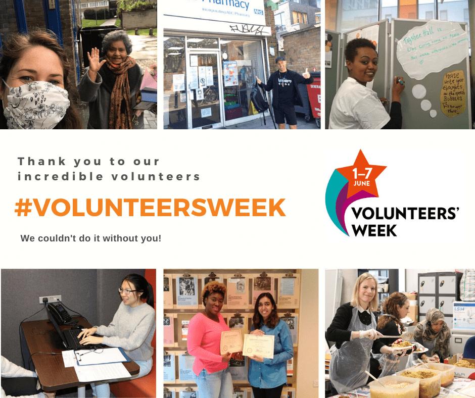Volunteers Week 2020 - Laura's Blog