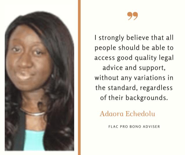 Adaora Echedolu