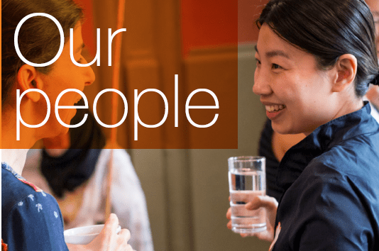 Our People - Diversity Report