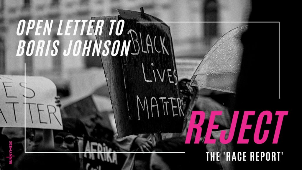 Open letter to Boris Johnson